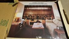 Stereo Imaging Demo LP Ohm Acoustics 1982 Ultra Analog New, Sealed Very Rare
