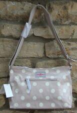Cath Kidston Button Spot Fawn Zipped Crossbody Bag *BNWT*