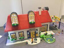 Playmobil 3965 Einfamilienhaus Puppenhaus Puppenstube erweiterungsfähig