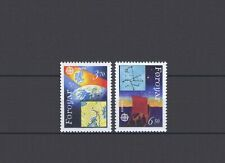 FAROE ISLANDS, EUROPA CEPT 1991, SPACE THEME, MNH