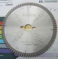 HM/WIDIA hoja para sierra circular para aluminio 250 x 32 Z 80 stehle para ELU tgs71