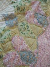 Floral 100% Cotton Decorative Quilts & Bedspreads