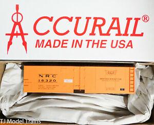 Accurail HO #8327 (Rd #16320) Gulf Mobile & Ohio / Northern Refrigerator CarLine