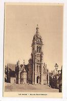 le mans , église saint-benoit -