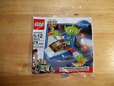 LEGO 30070 Disney Pixar Toy Story 3 Green Alien & Space Ship - Brand New! Sealed