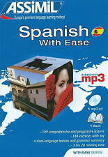 Spanish with Ease by Assimil (Mixed media product, 2008)