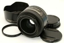 Near Mint SMC Pentax FA 35mm f/2 AL AF Wide Angle Lens  Hood DHG Protector Japan