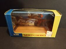 Matchbox King Size K-1 Foden Tipper Truck Box Only Complete