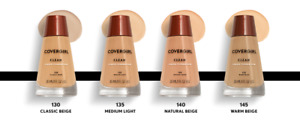Covergirl Clean Makeup Foundation Normal Skin Choose Your Shade