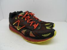 New Balance Men's 980 Fresh Foam Trail Running Shoe Red/Black/Yellow Size 12.5D