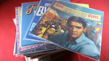 Elvis Presley  SAMMLUNG / COLLECTION -- 52 LP's --