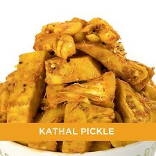 Home made  Kathal Pickle - 500 gm Jackfruit Pickles (Free shipping world)