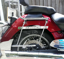 Yamaha XVS1300 XVS Midnight Star Saddlebag pannier support brackets bars kit