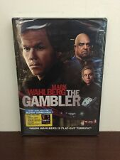 The Gambler 2015 DVD  mark wahlberg Brand New!!! (Beware of Fakes Being Sold)