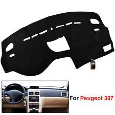 Xueky Dashboard Cover Fit For Peugeot 307 Dash Mat Dashmat Pad