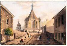 Gravure TRANQUILLO MOLLO Kupferstich,print,1815, Kirche st Othmar, Wien, jolieme