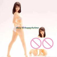 2pcs Figure Model Unpainted Garage Kits 2Sexy Girls Unassembled Resin Kit 1/20