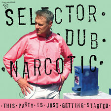 This Party Is Just Getting Started - Selector Dub Narcotic (2016, CD NIEUW)