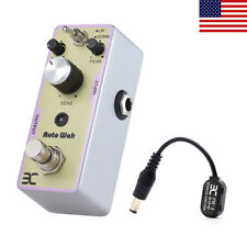 EX Auto Wah Pedal Mini Envelope Filter Guitar Pedal Free Fast US Shipping
