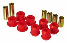 Prothane 88-91 Honda Civic / CRX Front Upper Lower Control Arm Bushings Kit RED