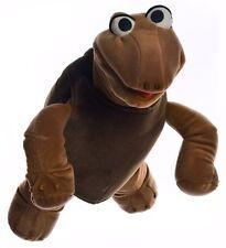 Handpuppe kleine Sammy Schildkröte Maul bespielbar Plüschtier Living Puppets