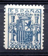 801 Escudo de España, Emisión Granada - LEER DESCRIPCIÓN