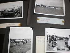 4 Old amateur photographs Otley showl 1965 1966 1967