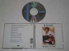 WHAM MAKE IT BIG (EPIC 465576 2) CD ALBUM