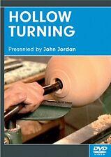 Hollow Turning (DVD)/woodturning/wood turning/woodwork