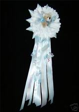 Baby Shower  Mum Corsage or wall hanging, Blue