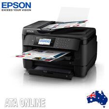 Epson Workforce WF-7725 Inkjet Printer, Copy, Fax, Scan + Auto Duplex + Wi-Fi