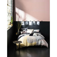 Linen House Sloane Pastel King Bed Size Duvet Doona Quilt Cover Set