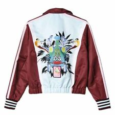 Women's ADIDAS ORIGINALS BY MARY KATRANTZOU Varsity Reversible Bomber Jacket