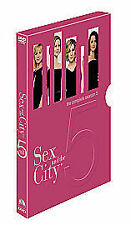 Sex And The City - Series 5 (DVD, 2003, Box Set)