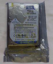 """Western Digital Scorpio Blue 750GB Internal 5400RPM 2.5"""" (WD7500BPVT) HDD"""