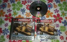 formula 1 per Playstation 1 (1996)