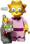 LEGO MINIFIGURA THE SIMPSONS SERIE 2 `` LISA & SNOWBALL ´´ REF 71009