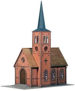 FALLER 130239 Church Dimensions: 200 x 118 X 270 MM New Boxed Small City Church