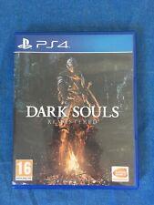 Dark Souls Remastered Ps4 Fisico