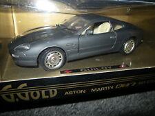 1:18 Guiloy Aston Martin DB7 grau/grey Nr. 67550 in OVP