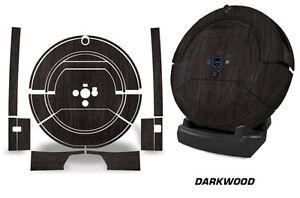 Skin Decal Wrap For iRobot Scooba 450 Vacuum Mop Bot Sticker Accessories DARKWD