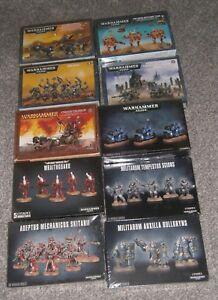 Warhammer 40,000 Models - Various Please Choose - MORE ADDED