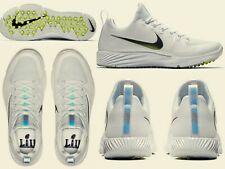 b1d6c6bd94 Nike mens $165 Vapor Speed Turf Training Shoes 833408 Super Bowl 52 EAGLES  sz 11