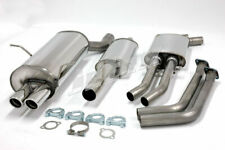 BMW 328i E46 M52 2.8 4dr/Touring/Coupe 97-00 Stainless Jetex Half System 32-H5R