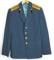 Blazer Uniform Jacket Parade Soviet Russian Army Military Lieutenant Tunic