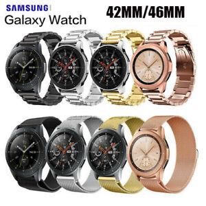 Watch Band Wristband Strap Bracelet for Samsung Galaxy Watch 42mm/46mm R800 R810