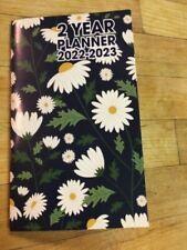 2022 2023 2 Year Pocket Calendar Planner