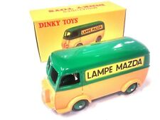 PEUGEOT D3A LAMPE MAZDA - DINKY TOYS MODELLAUTO CAR DIECAST 25B