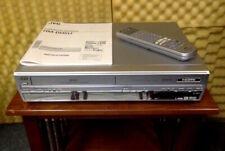 JVC HM-DH5U D-VHS S-VHS VHS EDITING VCR WORK GREAT FOR VIDEO TRANSFER TO DVD BIN