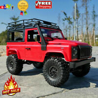1/12 Scale 2.4GHz RC Car Land Rover Defender D90 Off-road Vehicle Toy RTR